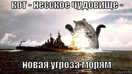 кот-несское чудовище