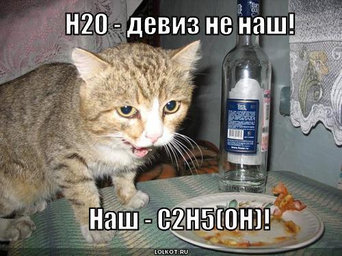 H2O - девиз не наш!