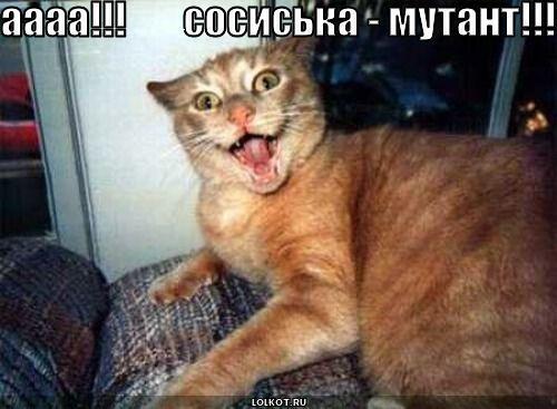 сосиська-мутант
