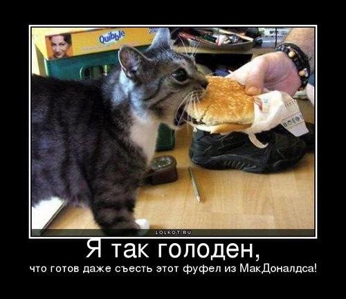 фуфел из макдональдса