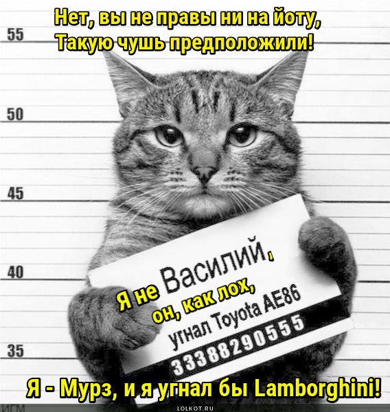 Ламборджинулся