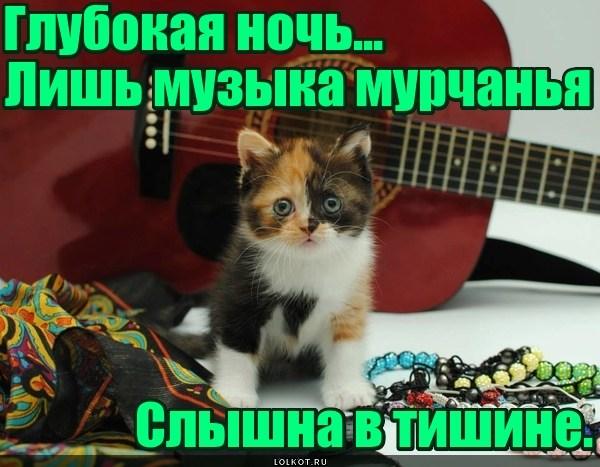 Музыка в тишине