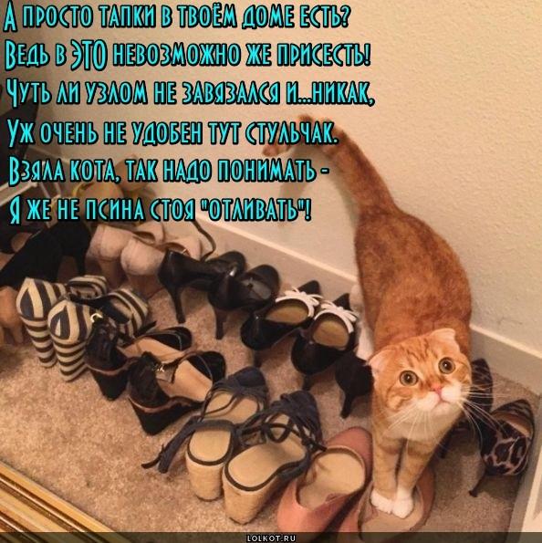 Неэргономичная обувка