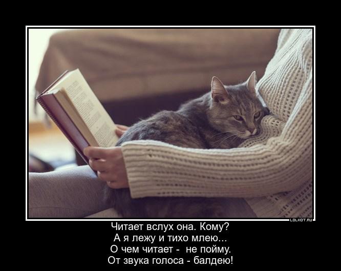 Душевные чтения